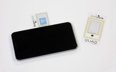 Quad Industries and ynvisible jointly demonstrate electrochromic printing onto NFC (RFID) tags
