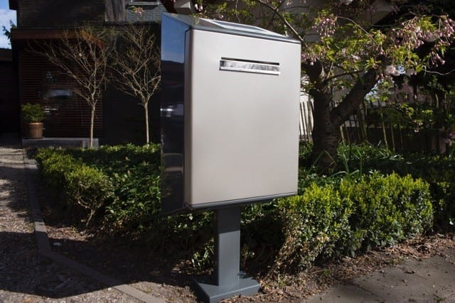 Quad Industries smart letterbox