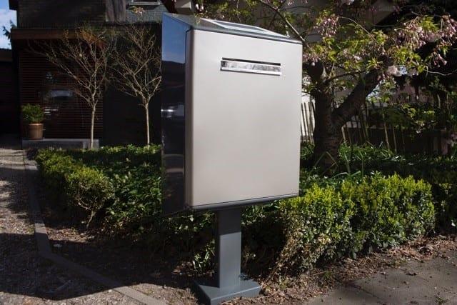 Quad Industries smart letterbox
