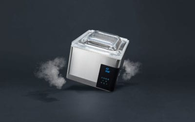 It's a vacuum packaging machine, but not as we know it