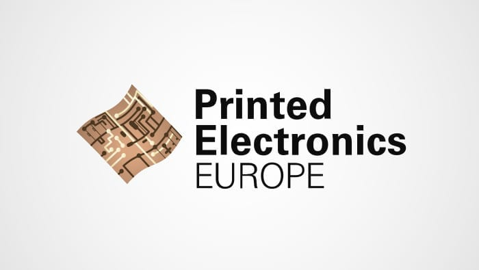 Quad Industries x Printed Electronics Europe