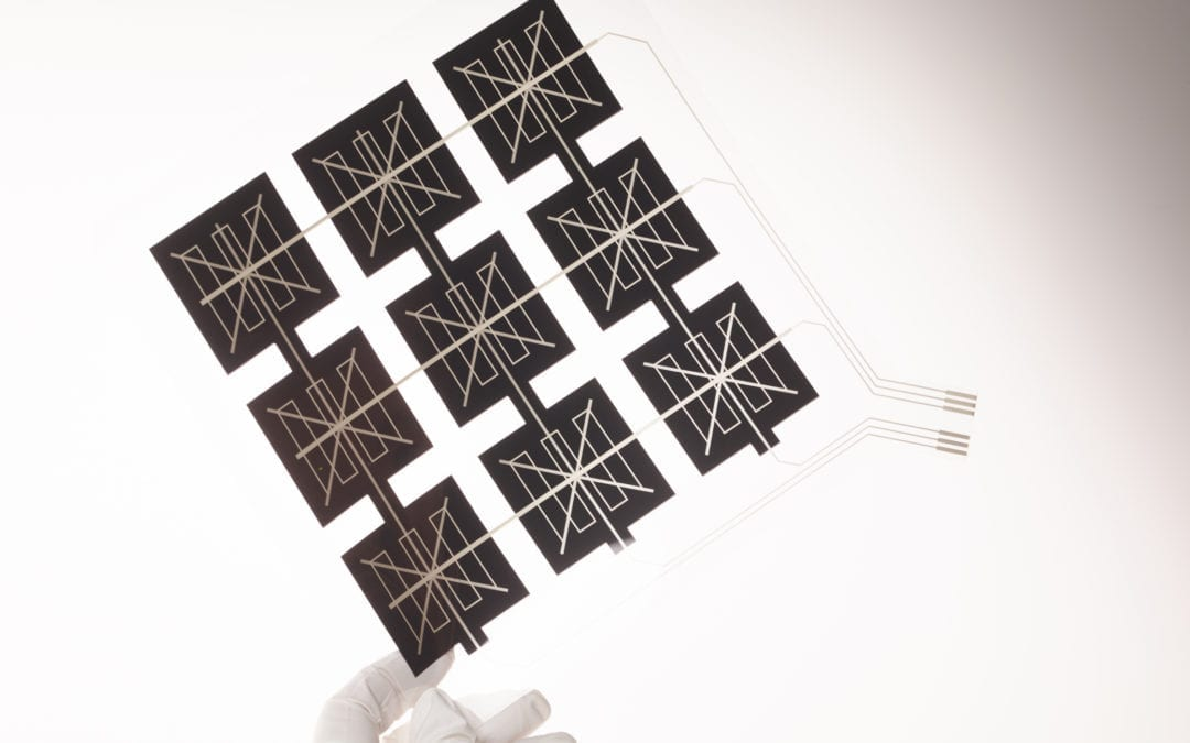 Quad Industries Capacitive chessboard