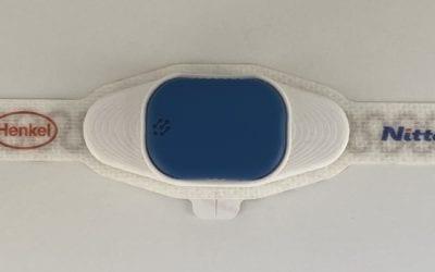COVID-19 smart health patch