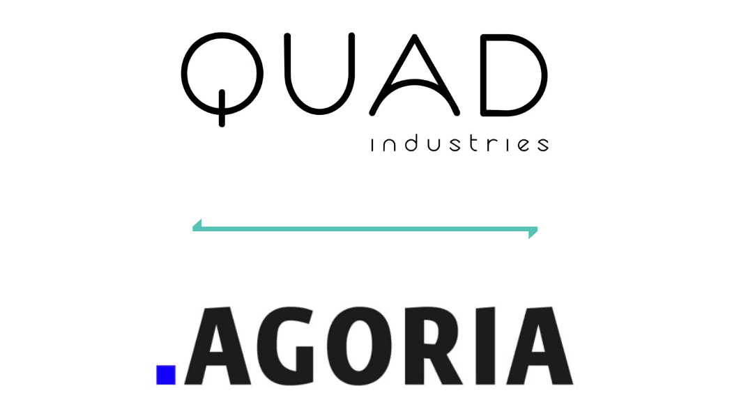 Quad Industries x Agoria