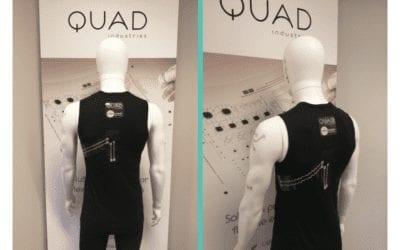 Smart shirt aids lung patients