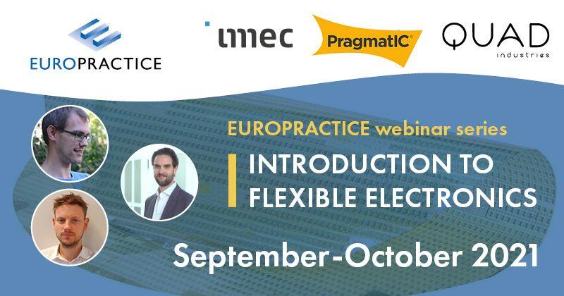 Europractice - Introduction to flexible electronics
